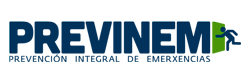 Previnem | Prevención Integral de emerxencias Logo